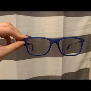 Kids prescription Ray-Ban glasses